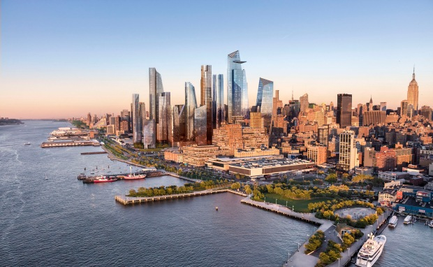 Hudson-Yards-Viewed-from-the-Hudson-River-Courtesy-Related-Oxford